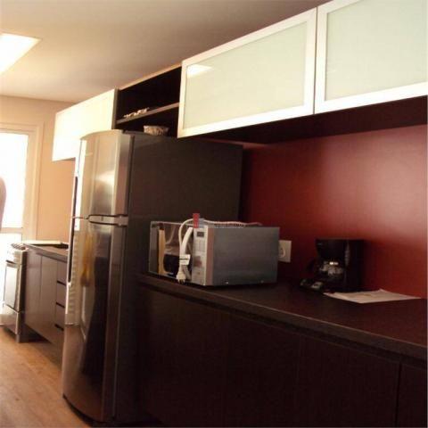 Apartamento com 1 dormitório para alugar, 51 m² por r$ 2.600/mês - campo belo - são paulo/ - Foto 20