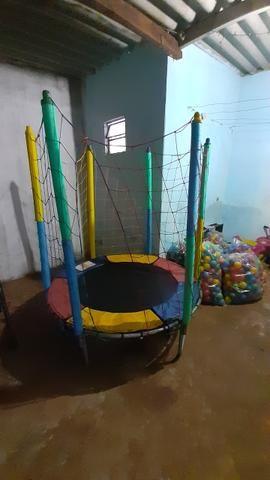 Pula Pula Infantil - Foto 2