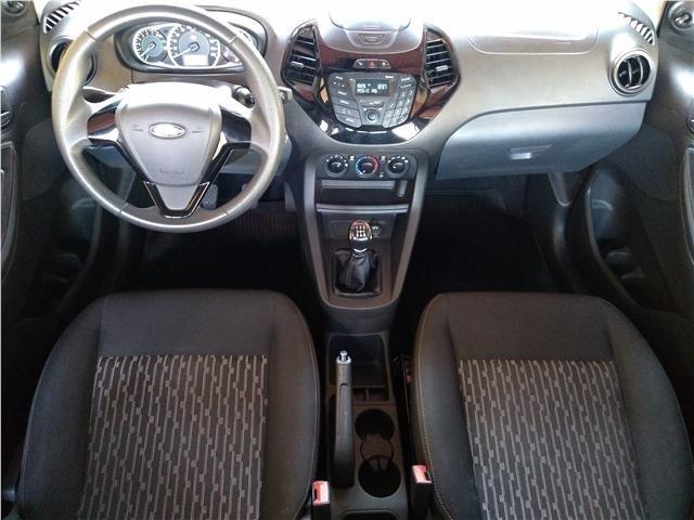 Ford Ka + 1.0 se 12v flex 4p manual - Foto 5