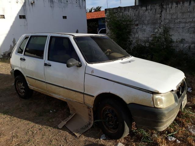 Fiat branco 2oo5 - Foto 3