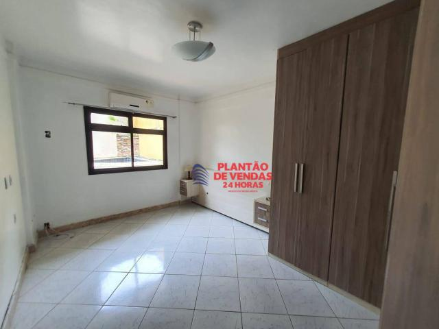 Apartamento térreo com área privativa, piscina e churrasqueira 3 quartos - Foto 11