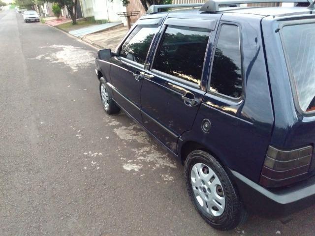 Fiat Uno Smat 4 Portas 2001  * - Foto 3