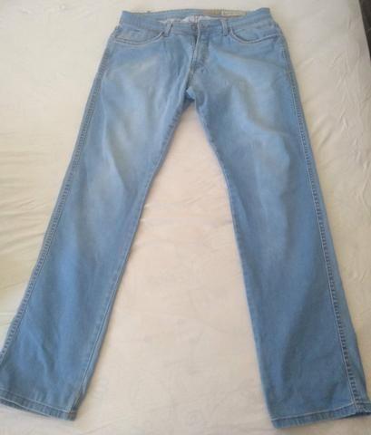 Calça Jeans Marfino 44 - Foto 2