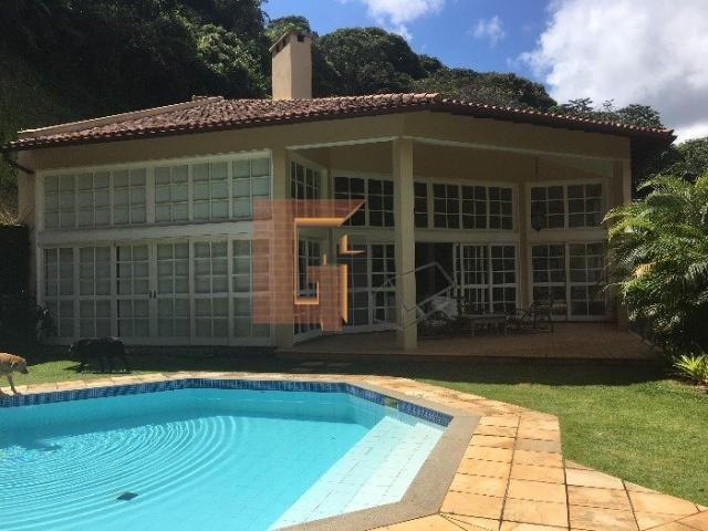Casa de condomínio à venda com 4 dormitórios em Nogueira, Petrópolis cod:1279
