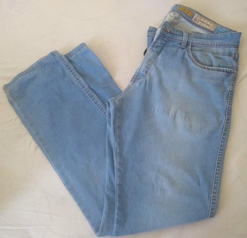 Calça Jeans Marfino 44 - Foto 3
