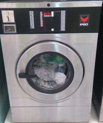 Lavadora Extratora Comercial Ipso Inox