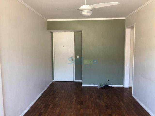 Apartamento com 1 dormitório para alugar, 45 m² - Icaraí - Niterói/RJ - Foto 3