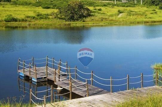 Excelente terreno em condomínio fechado à venda - 800m² - Macaíba/RN - Foto 3