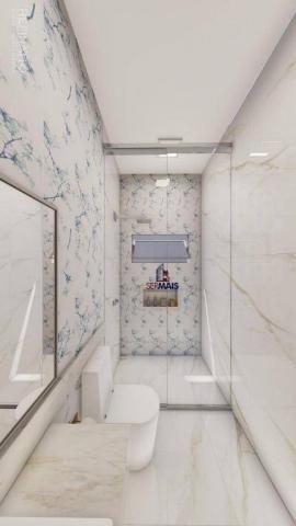 Casa com 3 dormitórios à venda, 181 m² por R$ 740.000,00 - Nova Brasília - Ji-Paraná/RO - Foto 10