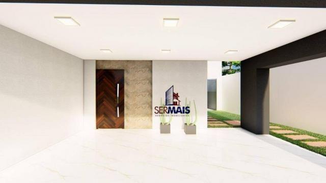 Casa com 3 dormitórios à venda, 181 m² por R$ 740.000,00 - Nova Brasília - Ji-Paraná/RO - Foto 5