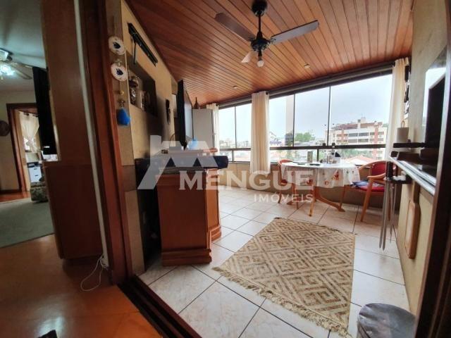 Apartamento à venda com 3 dormitórios em Jardim lindóia, Porto alegre cod:10210 - Foto 4