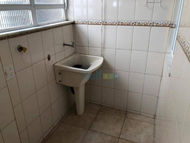Apartamento com 1 dormitório para alugar, 45 m² - Icaraí - Niterói/RJ - Foto 11