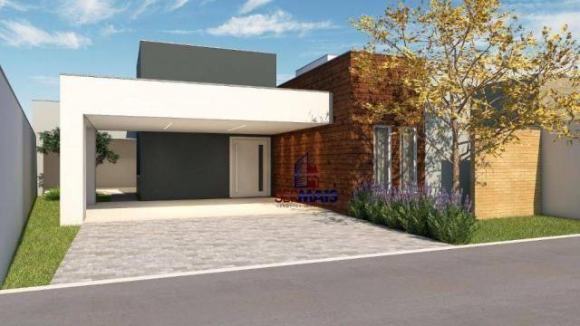 Casa com 3 dormitórios à venda, 181 m² por R$ 740.000,00 - Nova Brasília - Ji-Paraná/RO - Foto 6