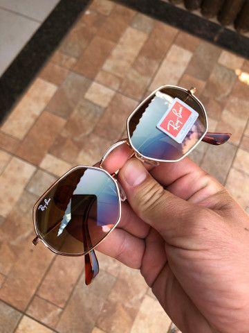 Óculos de Sol, Rayban octagonal