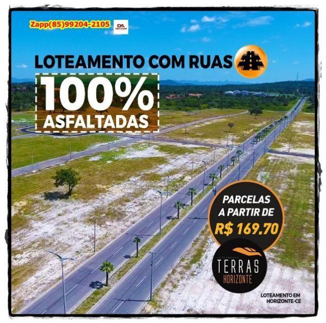Terras Horizonte( Loteamento, super garantido)!!! - Foto 17