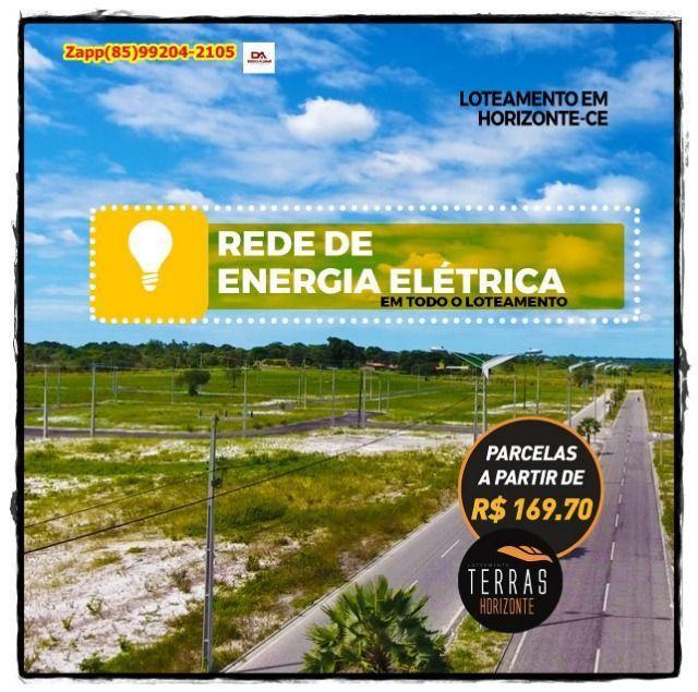 Terras Horizonte( Loteamento, super garantido)!!! - Foto 11