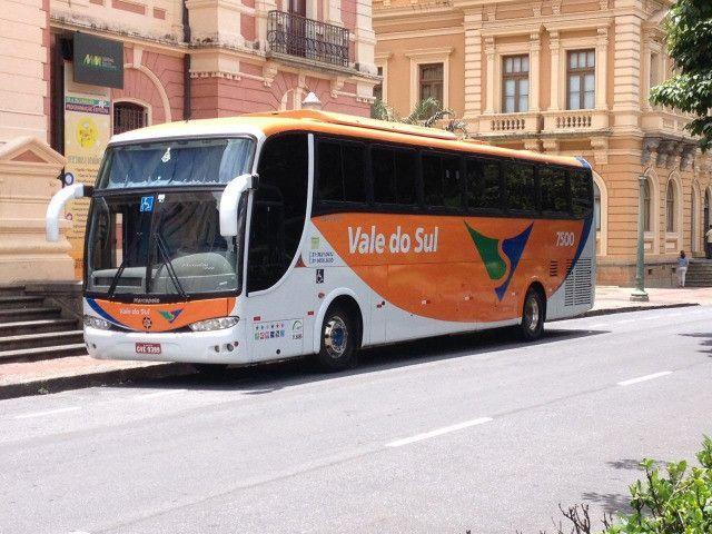 Ônibus rodoviário executivo, 46 lugares. Motor Mercedes O-500 RS - 360 cv - Foto 3