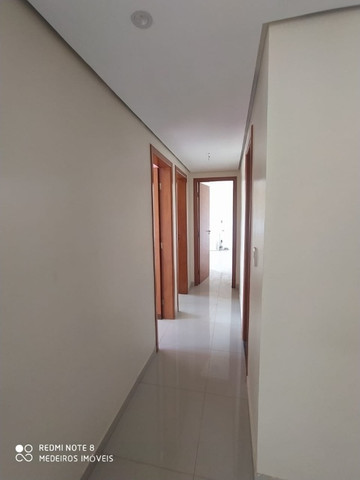 Ágio de apartamento de 75m² com 3qts, 1 suite e fino acabamento-todo no porcelanato ! - Foto 9