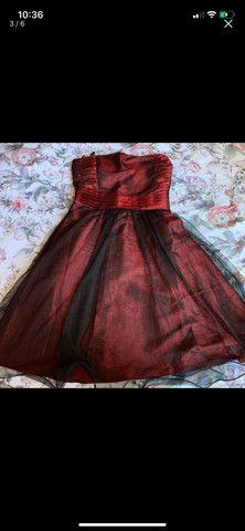 Vestidos semi novo - Foto 3