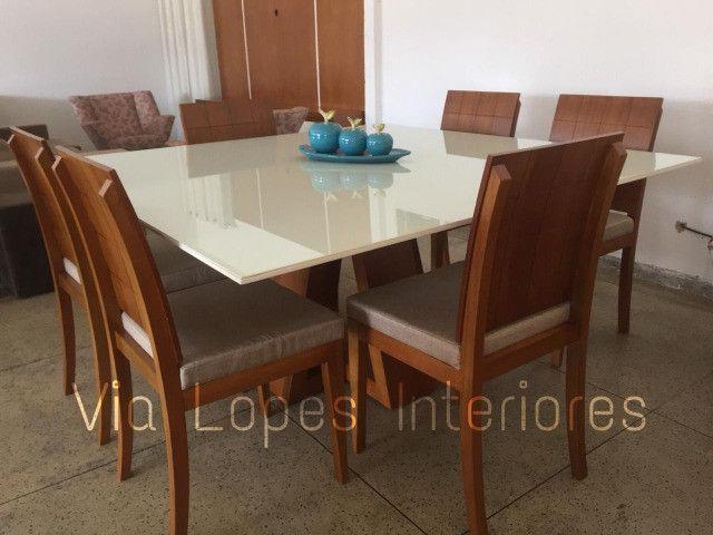 Sofa barcelona griffe de 3m aqui na Via Lopes Interiores wpp 62 9  * - Foto 4