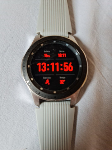 Samsung galaxy watch bt 46mm usado - Foto 2