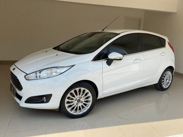 New Fiesta Titanium Automático 2015