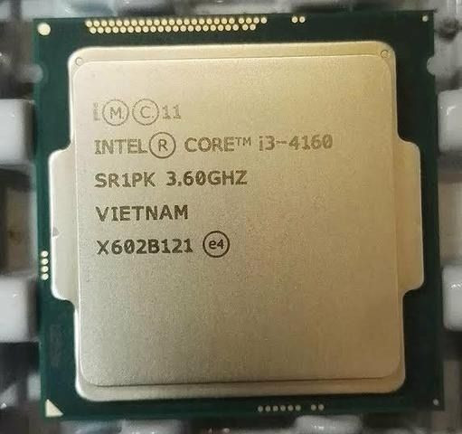 Intel Core i3 4160 3.6GHz - Foto 3