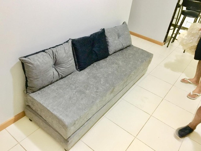 Sofá cama Multifuncional - Foto 6