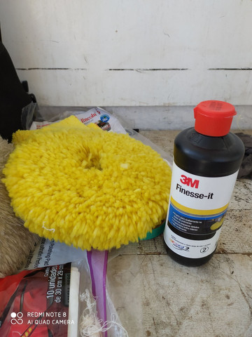 Espelhamento de pintura 3M - Foto 4