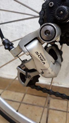 Bicicletas Speed Cannondale Usada - Foto 6