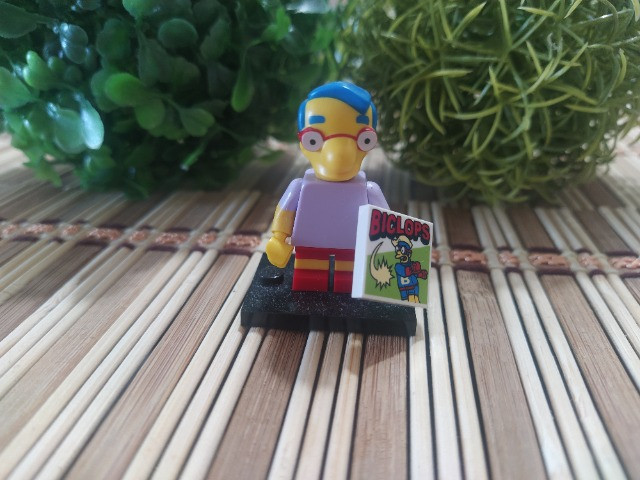 Lego Minifigures Simpsons - Mihouse