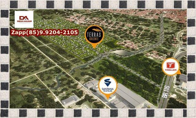 Terras Horizonte Loteamento- Venha fazer uma visita &*&> - Foto 3