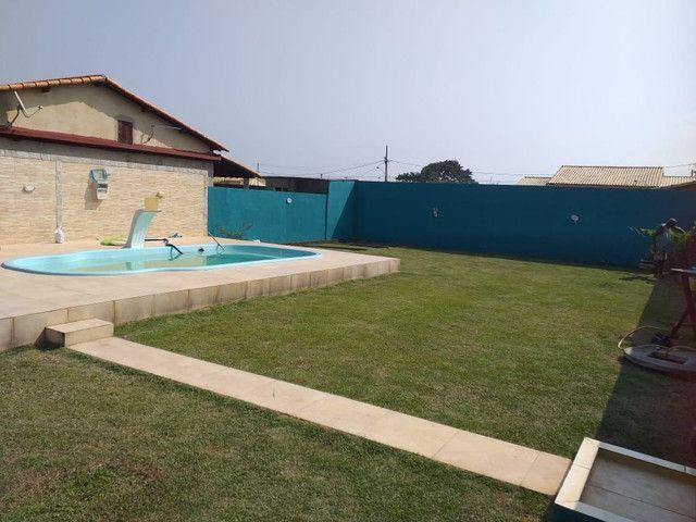 Casa de 3 quartos sendo 1 suíte com piscina no Jardim Atlântico em Maricá - RJ - Foto 3