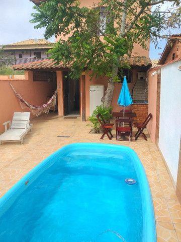 Casa de Temporada com piscina e churrasqueira em Iguaba Grande para até 6 pessoas