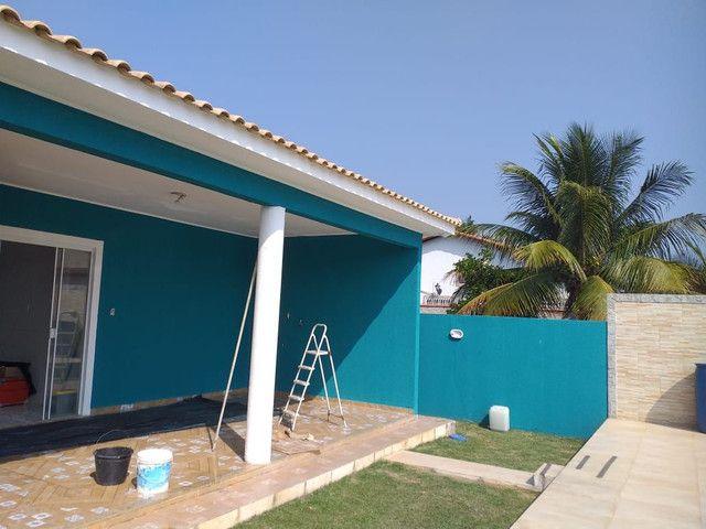 Casa de 3 quartos sendo 1 suíte com piscina no Jardim Atlântico em Maricá - RJ - Foto 11