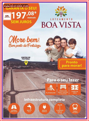 """Loteamento Itaitinga- Invista na sua moradia @#@"""" - Foto 19"""