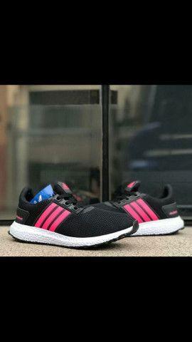 Adidas ultraBoost, os mais procurados por adeptos de academia 90.00rs 2 por 170.00rs - Foto 2