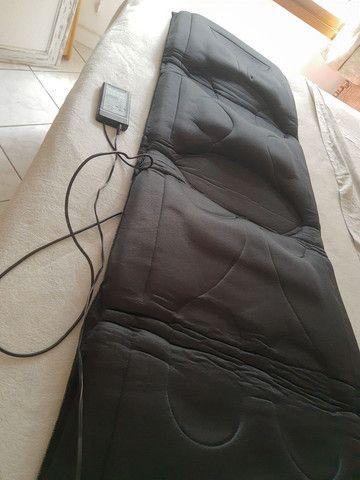 Excelente Colchão massageador térmico  phy com aquecimento térmico  - Foto 2