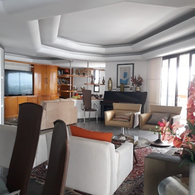 Apartamento 4 suítes + Escritório ? Saint Germain ? Bairro Adrianópolis - Foto 11