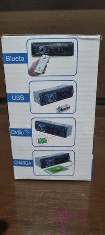 Som automótivo  com Bluetooth