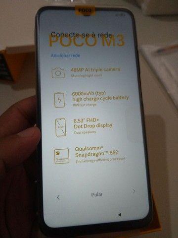 Xiaomi POCO M3 novo na caixa  - Foto 3
