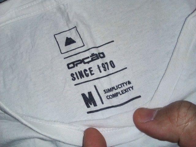 Camisa TNG ou Outras Opções (Novas) - por 20 Reais. Faço as 3 por 25 - Foto 9