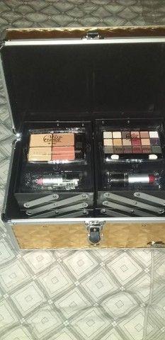 Maleta de maquiagem  - Foto 4