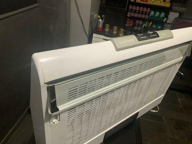 Vendo depurador de ar , para sugar a gordura do fogão  - Foto 2