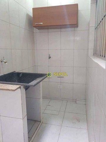 Casa com 2 dormitórios para alugar, 65 m² por R$ 950,00/mês - Jardim Egle - São Paulo/SP - Foto 9