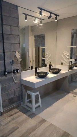 Nichos , bancadas , lavatórios , escada em mármore e granito. - Foto 3