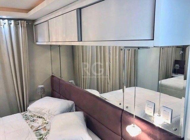 Apartamento à venda com 3 dormitórios em Ipanema, Porto alegre cod:VZ6377 - Foto 14