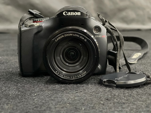 Câmera Canon SX40 HS - Foto 5