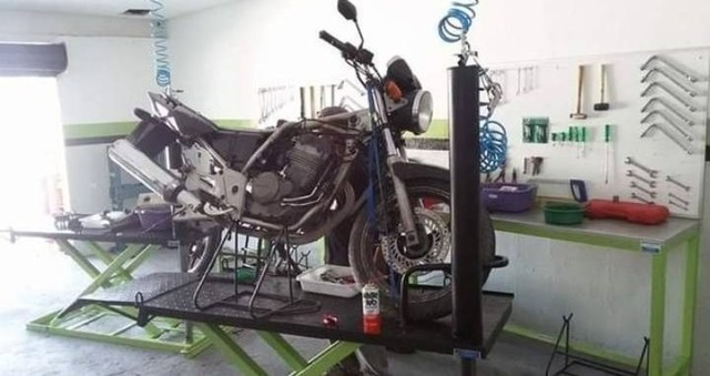 Maquinari LOJA de MOTO completa  - Foto 4