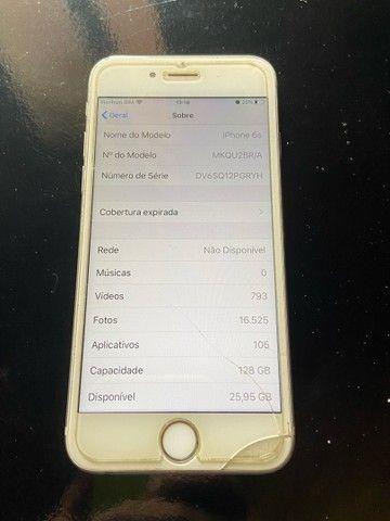 iPhone 6s 128g  - Foto 4